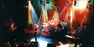 THE CARDIGANS - lighting / set design