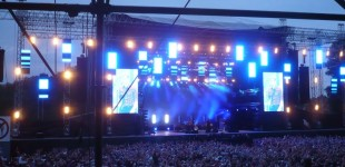 HULTSFRED MAIN STAGE - lighting design